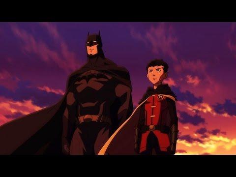 Batman Vs Robin 2015 Oficial #1 Films d'animation complet en Francais