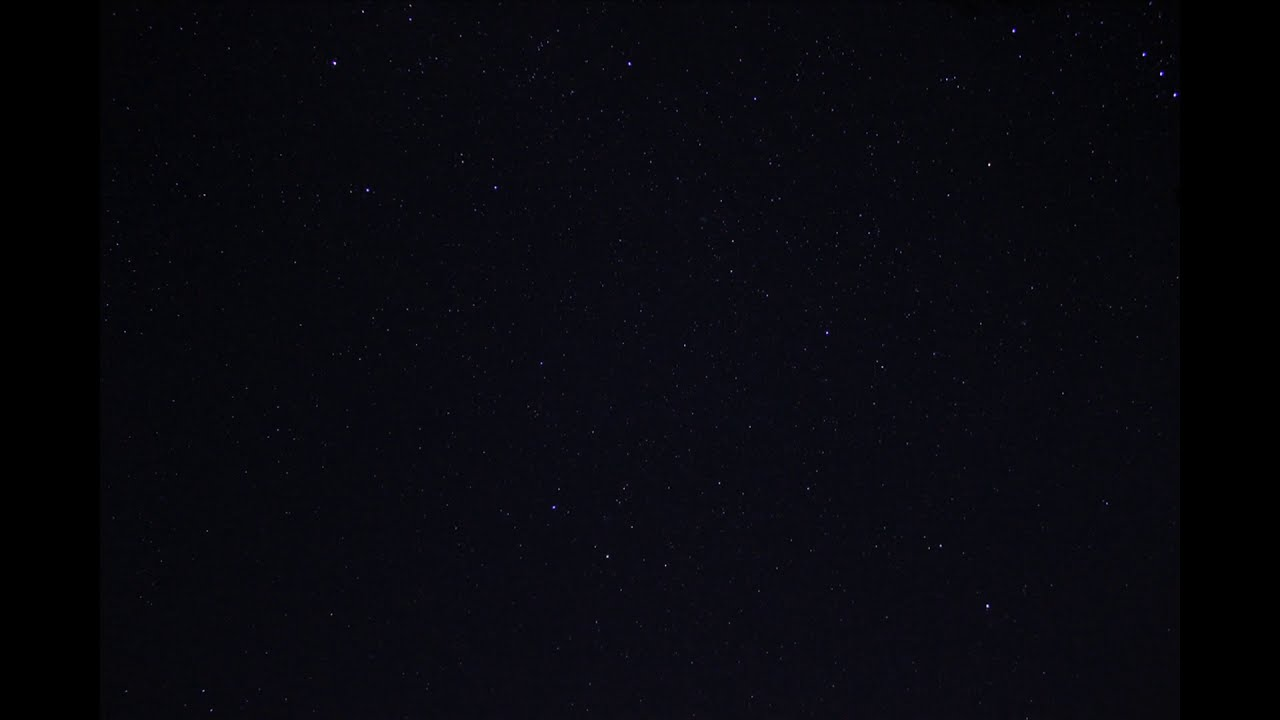 Amazing Nightsky Timelapse @Geminids Meteor Shower 2020