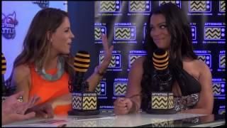 mehgan james storms off reunion bad girls club all stars 2   afterbuzz tv reunion special
