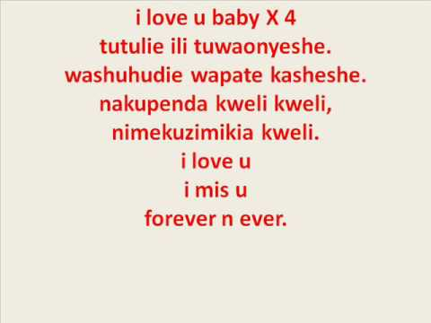 i love you.  khadija kopa (part 1).wmv