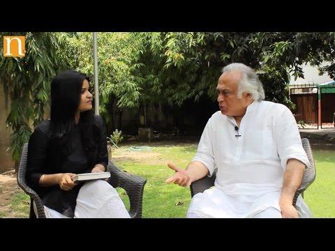 Newsd exclusive with Jairam Ramesh (Congress MP)