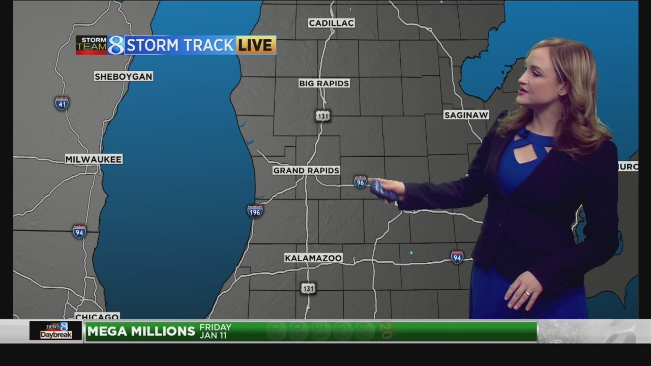 Storm Team 8 Forecast - Daybreak 011219