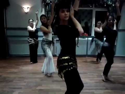 Belly dance Choreography. Yearning, Raul Ferrando