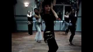 Belly dance Choreography. Yearning, Raul Ferrando
