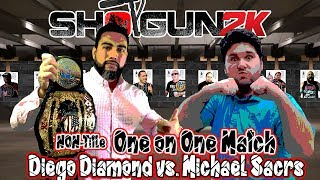 Non Title: Diego Diamond vs. Michael Scars (Shotgun2k)