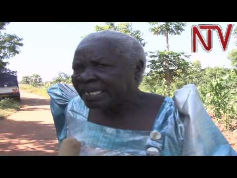 Lira residents pay last respect to Oyite ojok's wife, Jane Among