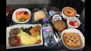 British Airways - World Traveller Plus / Premium Economy - BA106 - Dubai to London