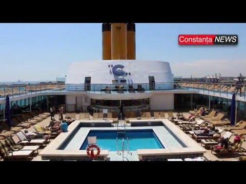 ctnews.ro | Costa neoRomantica in Portul Constanta
