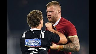 Ross Moriarty - Rugby's Biggest Thugs