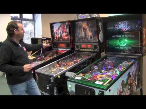 Pinball Machine Buyers Guide