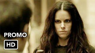 "12 Monkeys 4x07 ""Daughters""- Jones sends Hannah back in time to 200..."