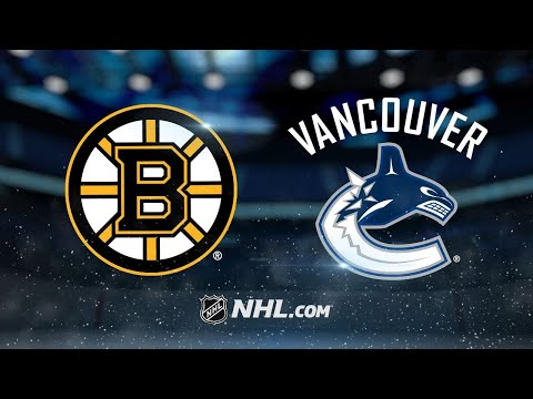 Eriksson, Nilsson lead Canucks past Bruins, 6-1