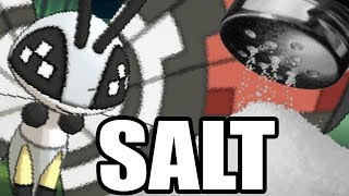 HACKER EXPOSED! SHINY POKEBALL VIVILLON SALTY RAGE LOL