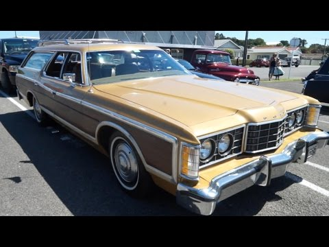 10th Annual Americana Car Show - Part 1: Classic Restos Series 34