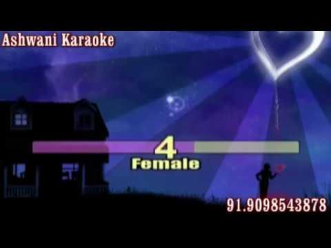 Hum Mar Jayenge Karaoke with female voice