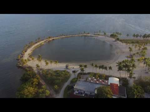 Matheson Hammock Beach | Phantom 3 Standard View | Miami FL