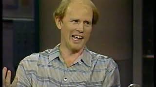 Ron Howard @ Letterman