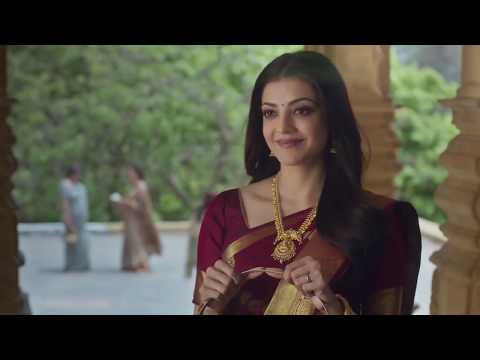 Kajal aggarwal in Khazana Jewellery latest ad