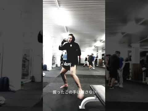 Michael Braun Tkd - Anime opening shadow boxing
