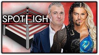 Shane McMahon ist zurück! Charlotte Flair die weibliche Roman Reigns? (Wrestling News Deutschland)