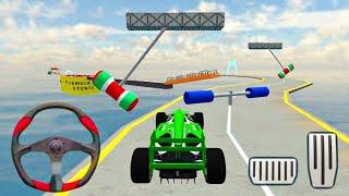 Impossible New Formula Racing Car Stunt 3D - Car Driving Tracks Android Gameplay screenshot 1