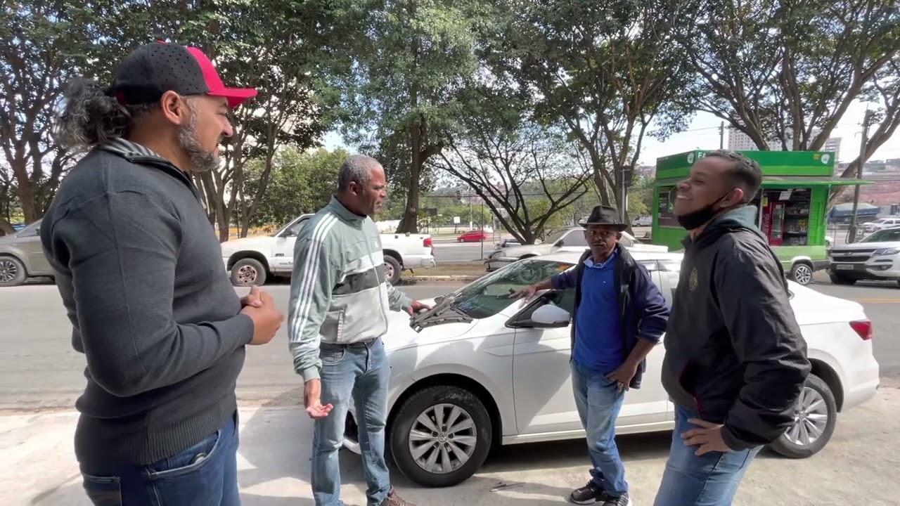 CHARLLES E TÕE SE ENVOLVEM EM ACIDENTE EM SÃO PAULO | COMÉDIA SELVAGEM