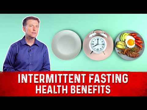 Serious Health Benefits Doing Intermittent Fasting