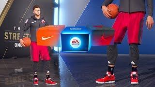 Sneaker Shopping In NBA Live 18! 3v3 Gameplay