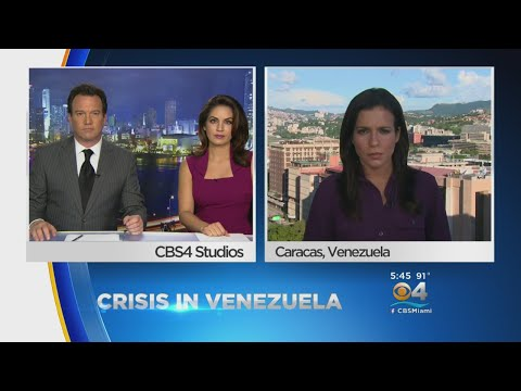 Live Report From Venezuela On New U.S. Sanctions Against Country