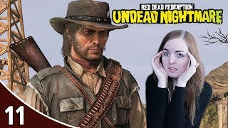 CREATING A ZOMBIE MOVIE!   Red Dead Redemption Undead Nightmares DLC Gameplay Walkthrough Part 11