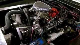 1965 Plymouth Valiant 200 - 318/5.2L Magnum Mopar