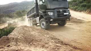 Construction Days 2013 - Renault Trucks