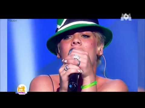 Pink - Family portrait - Live at Hit Machine France 2003 mp3