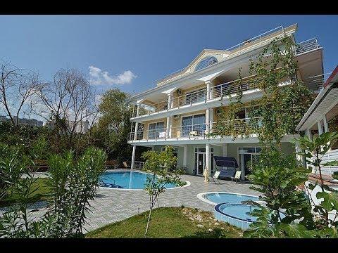 Крым  гостиница  Алушта