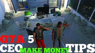 GTA V Online - How To Give Money To People (GTA 5)