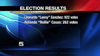 San Juan Election Results