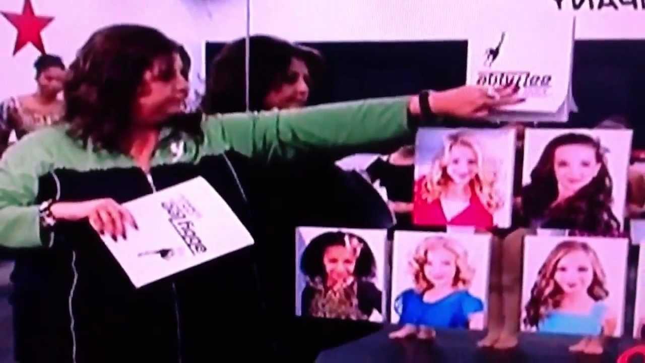 The Pyramid Dance Moms season 3 - YouTube