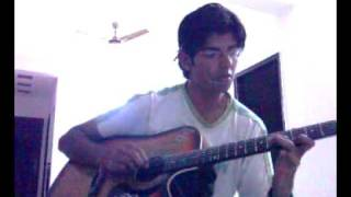 Bollywood Hindi Songs on Guitar (OLD) by NJNE