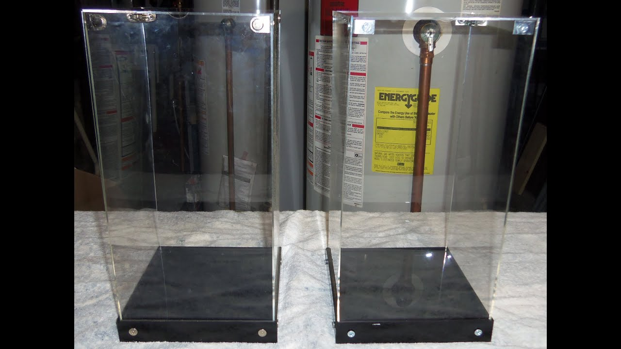 Hot toys display case youtube for Hot toys display case ikea