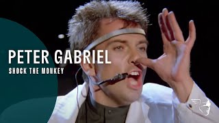 Peter Gabriel - Shock The Monkey (Live in Athens 1987) ~1080p HD
