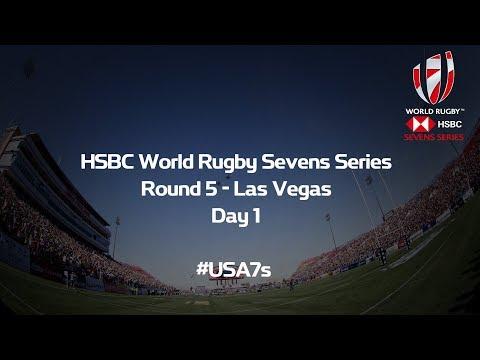 HSBC World Rugby Sevens Las Vegas - Day 1