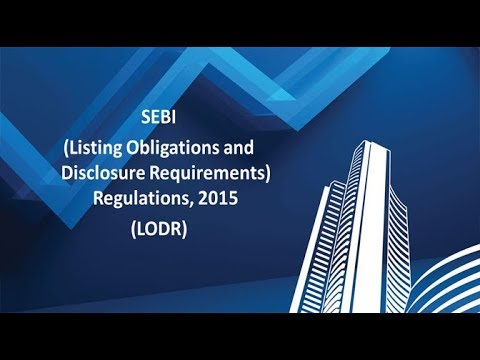Revision Of Listing Agreement Lodr Cs Exec Ca Cma Final Youtube