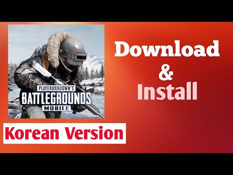 Download How To Download And Install Pubg Mobile Korean Version Pubg - how to download and install pubg korean version pubg korean version apk very easy