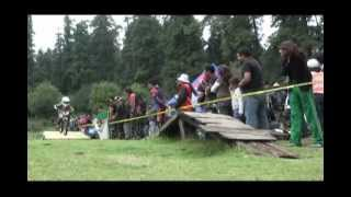 DHDF Downhill Campeonato Regional 2012: La Nueva (Carrera infantil)