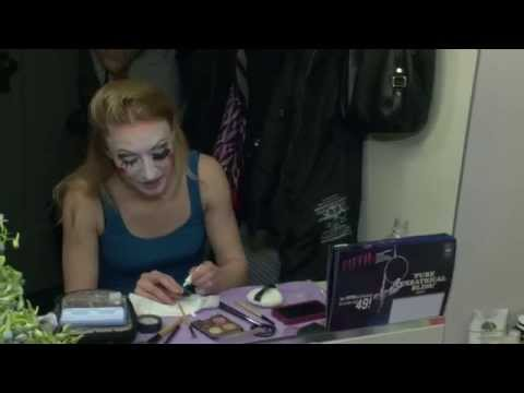 The Makeup of PIPPIN the Musical.