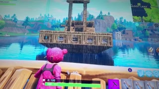 How the titanic really sunk (fortnite edition)