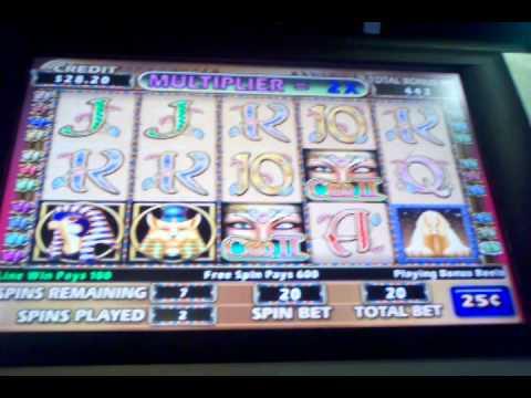 Free cleopatra ii slot machine