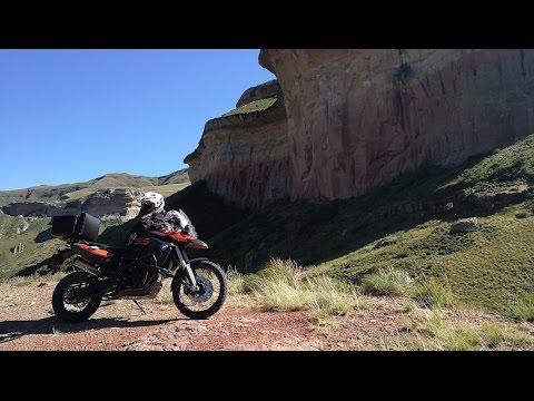 Lesotho Grand Bike Tour - Part 1 | Vlog 21
