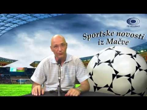 Sportske novosti iz Mačve-Radio Nešvil 27.06.2016