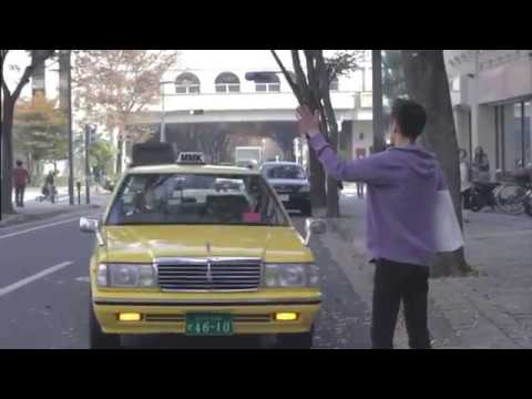 Смешной японский ролик Sunshine Sakae Taxi
